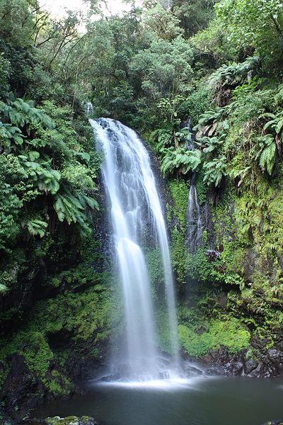 Cascade d'Antomboka dans le Parc de la Montagne d'Ambre