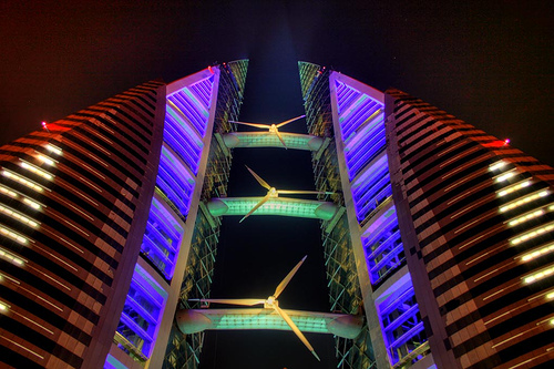 Bahrain World Trade Center | Photo: Ahmed - CC