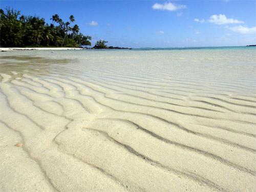 Iles Cook, un lieu paradisiaque situé dans l'océan Pacifique