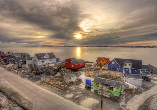 Nuuk, une ville touristique, idéale pour les amoureux de la découverte