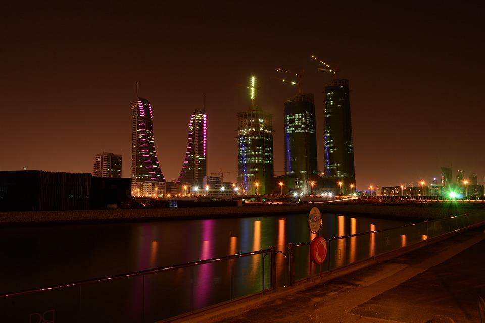 L'île de Bahrein