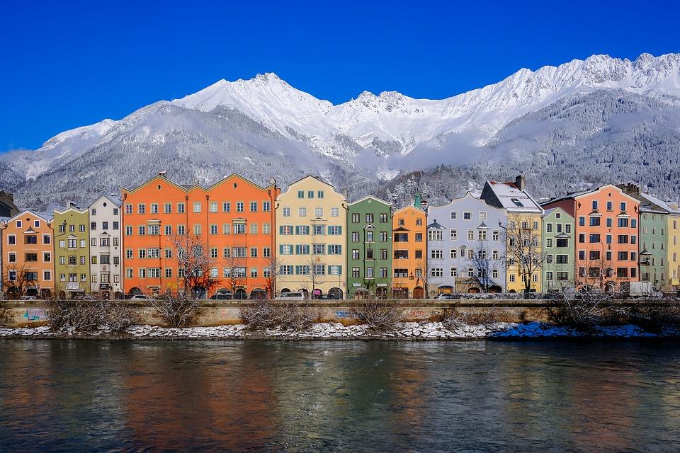 Innsbruck, une ville touristique incontournable