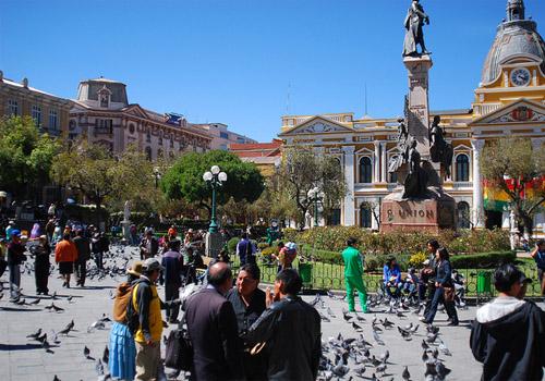 La Paz, Bolivie | Miss Shari - cc