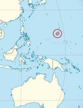 Carte Guam | wikipedia.org - CC