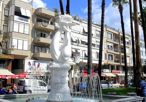 La ville de Marmaris