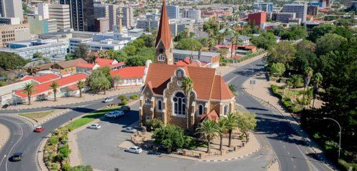 Windhoek, la ville touristique de Namibie