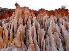 Tsingy Rouge    Daniel Rubio - (CC BY-NC-ND 2.0)