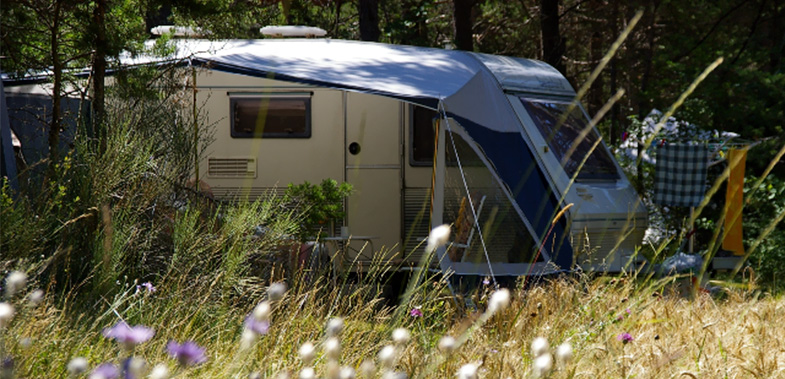 Profiter du calme de la nature dans le camping sérigons