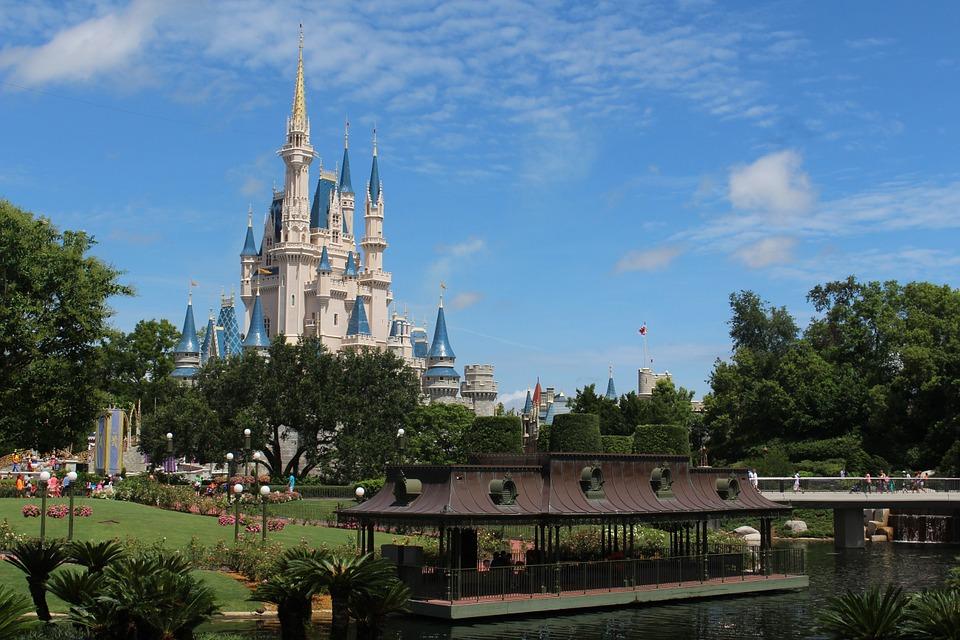 Walt Disney World Resort, le plus grand parc de Disney