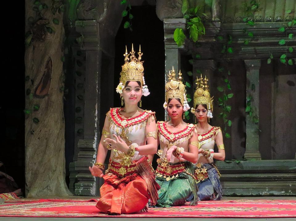 Détente et évasion au cœur du royaume khmer