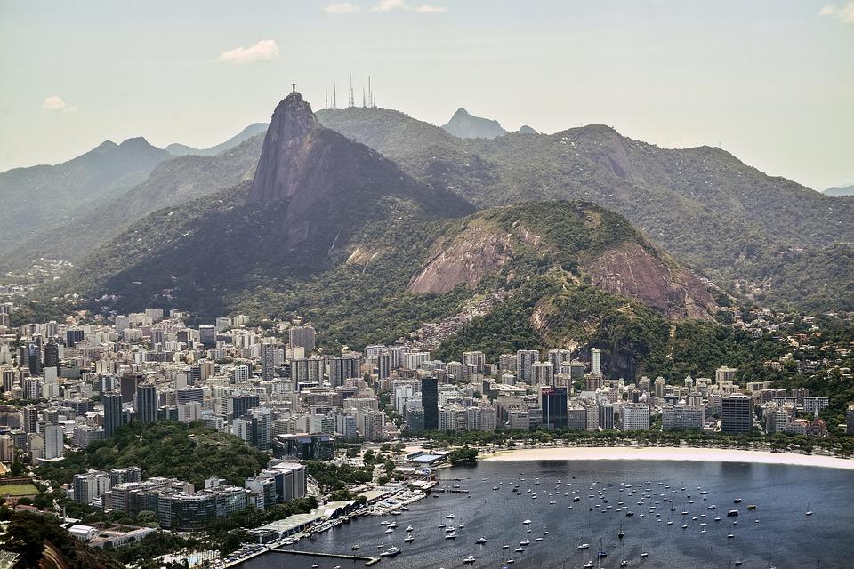 Partir à l'assaut des sites intéressants brésiliens durant un voyage