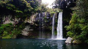 Les 3 cascades à découvrir lors d'un séjour en Corée du Sud