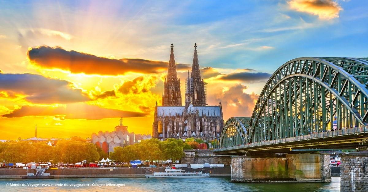2 endroits à visiter en Cologne lors d'un voyage en Allemagne!