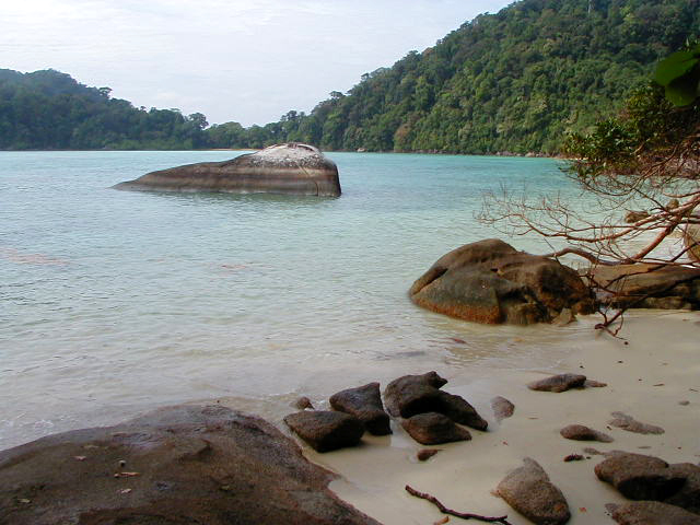 À propos des Îles Surin en Thaïlande