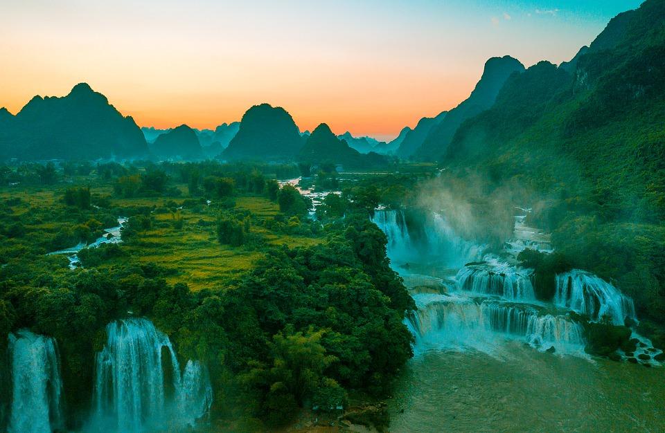 Les plus belles cascades chinoises