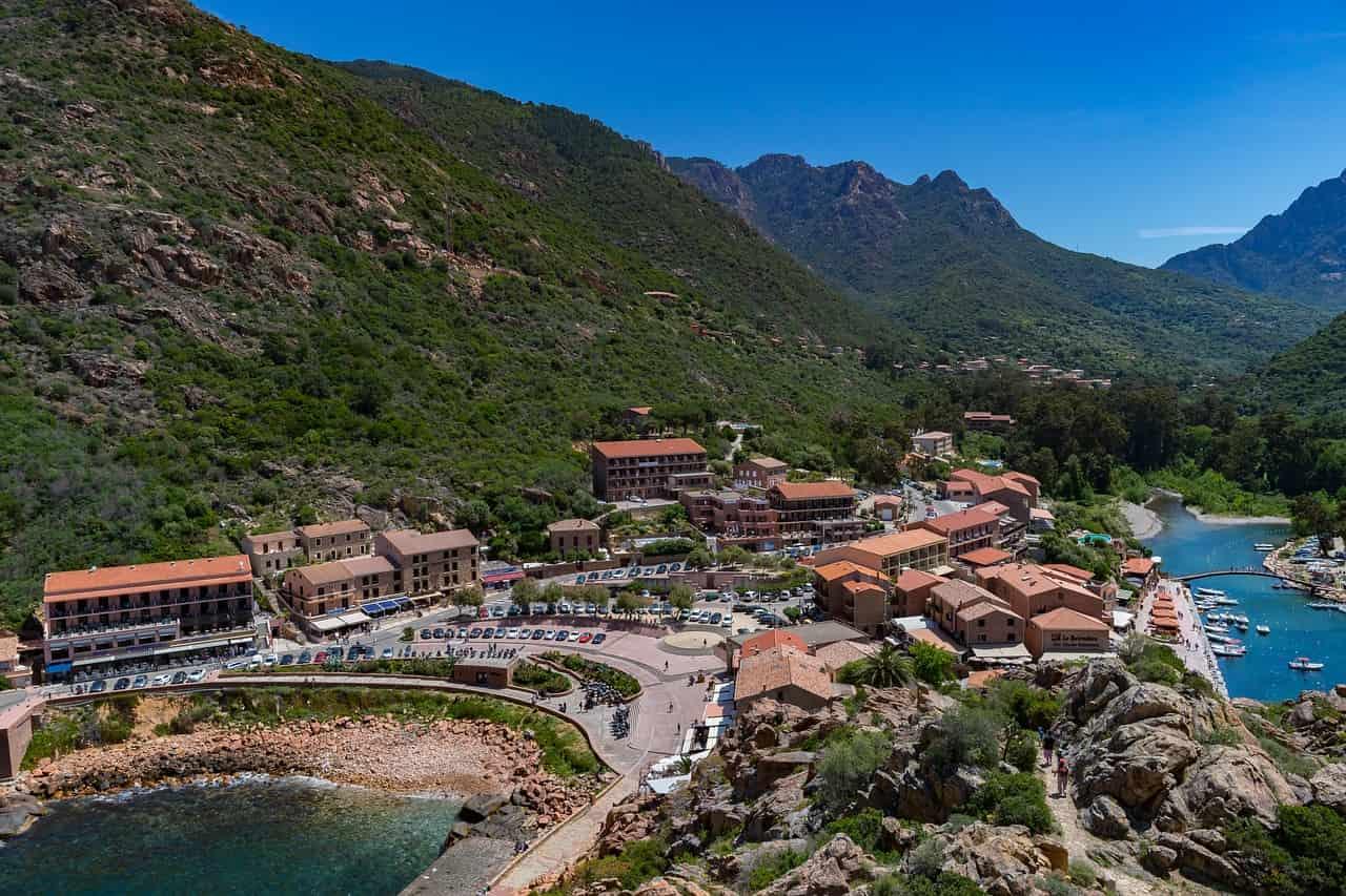 Se déplacer en Corse