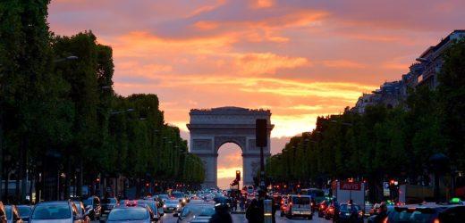 Top 10 des villes touristiques en France