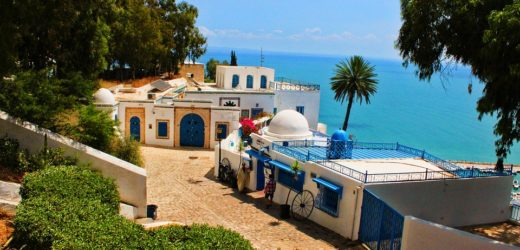 Top 15 tourist cities in Tunisia