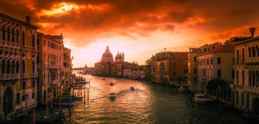 Top 10 tourist cities in italy