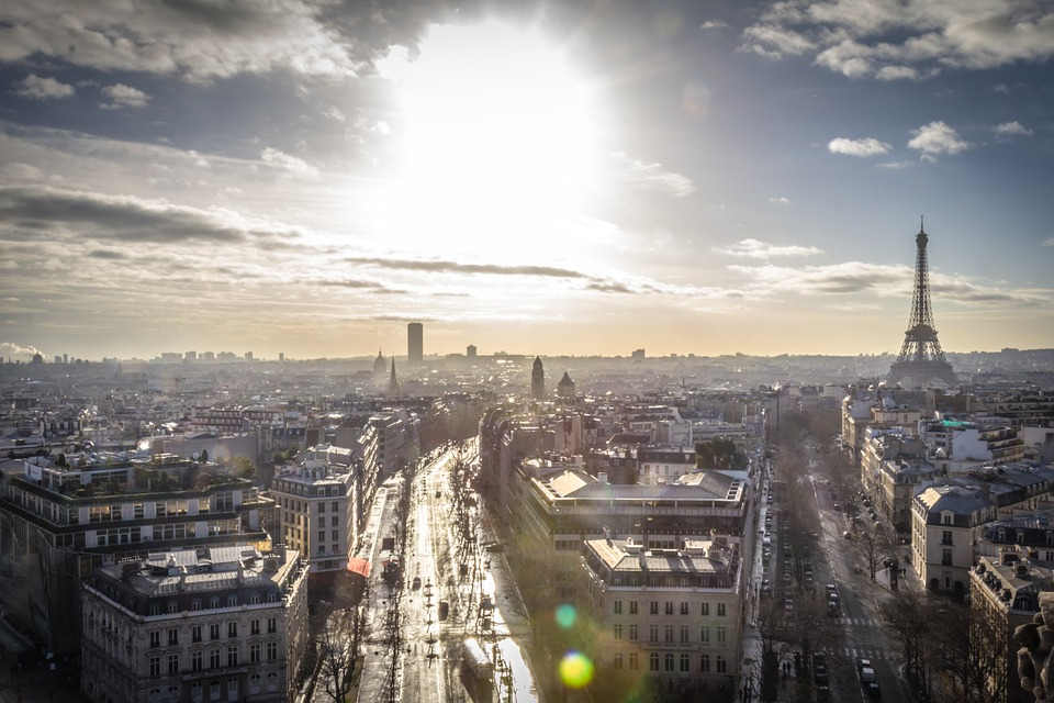 Top 10 cities to visit in France
