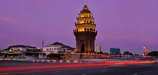 Top 10 villes touristiques au Cambodge
