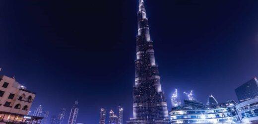 Top 4 des activités incontournables à réaliser à Dubaï